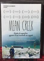 Mean Creek (2004) DVD Nuovo Sigillato di Estes