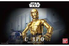 Star Wars Plastic Model Kit 1/12 C-3PO Bandai Japan NEW **