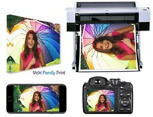 Canvas Photo Canvas Print Canvas Picture Your Personalised Photo Picture