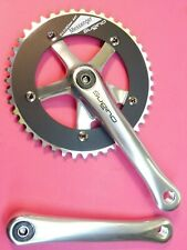 Sugino Messenger 165mm / 44T track bicycle chainset - NOS