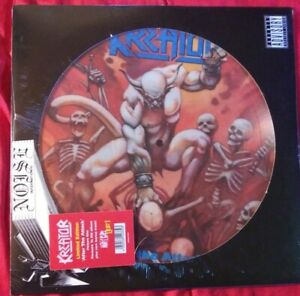 Kreator After The Attack FREE SHIPPING SEALED MINT PicLp Venom Hellhammer  ...