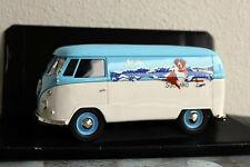VW, Bus Transporter, T1, Solido 1:18, Bulli, Milka Werbemodell, very rare,