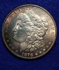 1878-S Morgan Silver Dollar NICE Uncirculated Coin L@@K
