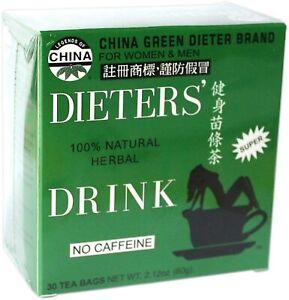 Uncle Lee's Dieters Drink - Dieters Tea - 30 Bags