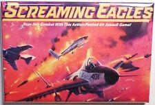 "Screaming Eagles Board Game Box 2"" x 3"" MAGNET Refrigerator Locker Retro"