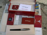 S.T. Dupont ST. PETERSBURG Limited Edition 300 Fountain  Pen New Year 2003