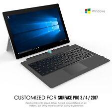 Microsoft Surface Pro 4  Pro 3 Type Cover Slim Wireless Keyboard & Trackpad New