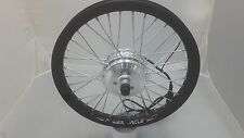 "Front Electric Wheel 16x13/8"" Suit BROMPTON Folding Bikes"