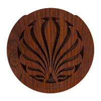 Kmise Soundhole Cover Cocopolo for Acoustic Classical Guitar