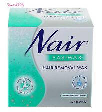 1x NAIR Easiwax Hair Removal Wax 375g