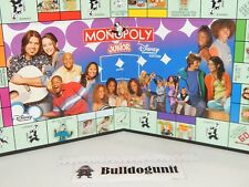 2007 Monopoly Junior Disney Channel Edition Replacement Game Board Only