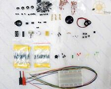 Electronic Project Starter Assortment kit Capacitor Resistor 100 values arduino