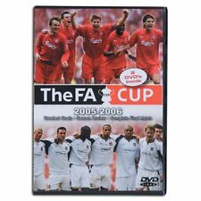 The Fa Cup Story 2005/2006 2 Discs Soccer Dvd