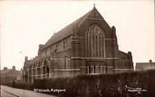 Ashford. St Hilda's Church by WHA # 1011.