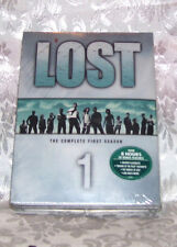 Lost - The Complete First Season ONE (DVD, 2006, 7-Disc Set) NEW SEALED SET