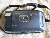 Polaroid Captiva AF SLR Film Camera w/instructions C17-1
