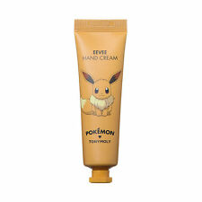 [US SELLER] TONYMOLY X POKEMON Eevee Hand Cream Korean Cosmetics