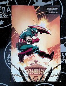 Captain America #27 Stormbreakers Variant Patrick Gleason ONE PER STORE NM