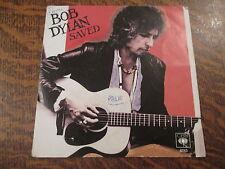 45 tours bob dylan saved