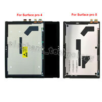 ET For Microsoft Surface Pro 4 1724 Pro 5 1796 LCD Screen Touch Digitizer