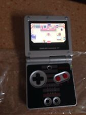 Nintendo Game Boy Advance SP GBA - NES Edition -AGS-101 Brighter! NEW