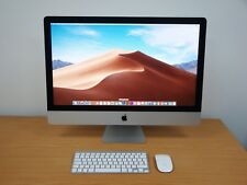 Apple iMac 27 5K (Top Spec 2014) i7 4.0GHz 32 Go 1TB-SSD 295x Comme neuf boxed Garantie