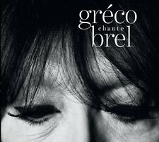 Juliette Gréco, Juliette Greco - Greco Chante Brel [New CD]