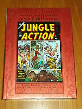 MARVEL MASTERWORKS ATLAS ERA JUNGLE ADVENTURE VOL 2 HARDBACK GN 9780785150121