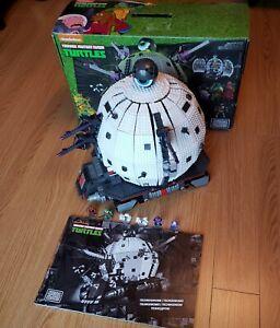 Teenage Mutant Ninja Turtles Technodrome Set Exclusive Mega Bloks DPD82
