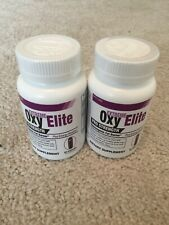 2 x 1oo% Extreme Oxy Elite Pro Strength Thermogenic Fat Burner Diet Pill By Swan