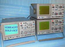 HAMEG 20-MHz Oszilloskop HM204-2 Multi-Funktions Oszi 2 Kanäle Oscilloscope anal