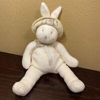 "2002 Hallmark Plush Bunnies By The Bay Baylee Bunny Easter Bunny Rabbit 12"""