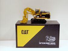 """Caterpillar 5230 Shovel - """"YELLOW"""" - 1/87 - CCM - Brass - Brand New 2012"""