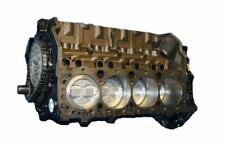 Reman. GM Chevy 5.7 350 Short Block 96-02 4-Bolt Vortec