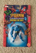 Marvel Die Cast Beast X-men mutant mini Figure 2003 vintage NIB New RARE comics