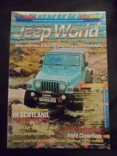 Jeep World  # January 2001 - CJ7 - CJ3B -
