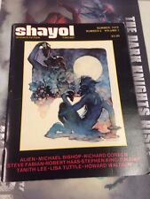 shayol vol.1 #3 Science Fiction VF-