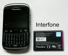 Unlocked BlackBerry Curve 9320 Smartphone-Good Cond-Optional Charger Bundle