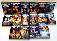Vintage 1990s Quantum Leap Tv Paperback Book Collection- Your Choice