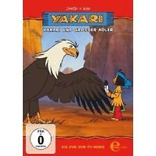 """YAKARI """"(1)YAKARI UND GROßER ADLER"""" DVD NEU"""