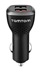 TomTom High Speed Dual Charger for All TomTom Sat Navs TomTom GO, Start, Via, GO