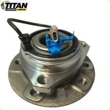 For Vauxhall Astra H 2004>On 5 Stud Front Hub Wheel Bearing With Abs Sensor