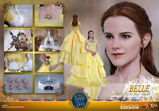 Hot Toys Disney Beauty and the Beast Belle Emma Watson 1/6 Scale Figure In Stock