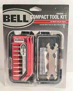Bell Sports  Roadside 500  Steel  Bike Multi-Tool Kit  Silver/Black