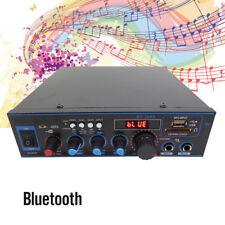 2CH 200W Stereo Bluetooth Amplificatore Fm USB Sd Karaoke Auto Heimverstärker