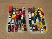Vintage Toy Cars Job Lot Bundle Including Corgi Matchbox Various Others