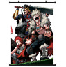Anime Boku no hero academia My Hero Academia Wall Poster Scroll 3034