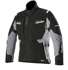 MOTO VESTE TEX Alpinestars Bogota V2 DRYSTAR couleur: Noir/gris taille:XL