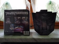 BLU RAY COLLECTOR LIMITED AUTOBOT TRANSFORMERS 1-3 ITALIANO COME NUOVO PERFETTO