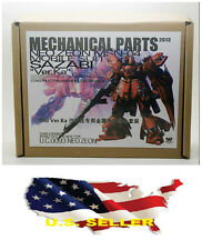 Metal Details Part Set For Bandai 1/100 MG Sazabi ver Ka Gundam Kit SHIP FROM US